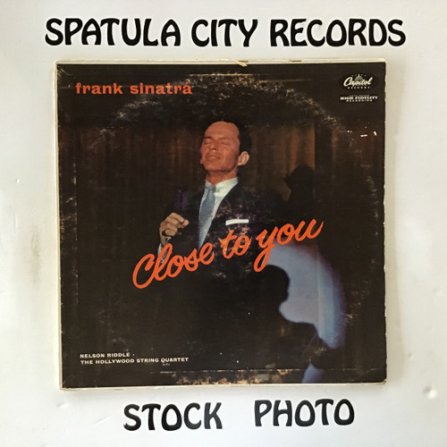 Frank Sinatra - Close To You - vinyl record LP