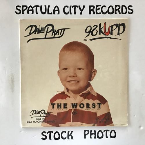 Dave Pratt - The Worst of Volume 1 - vinyl record LP