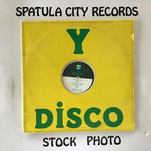 Pigbag - Hit The 'O' Deck - vinyl record LP