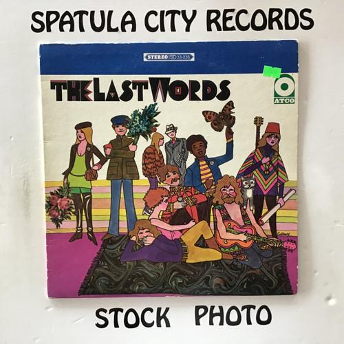 Last Words, The - The Last Words - vinyl record LP