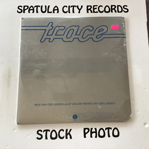 Trace - Trace - SEALED - vinyl record LP