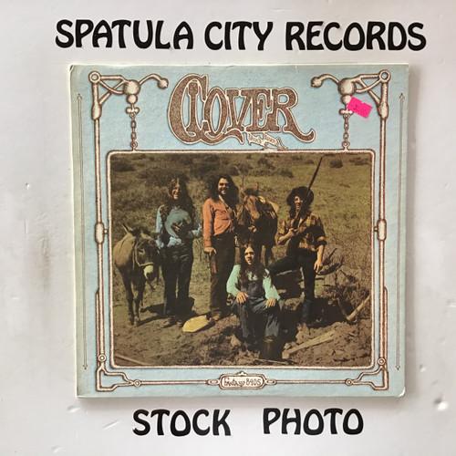 Clover - Fourty-Niner - PROMO - vinyl record LP