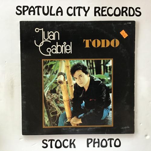 Juan Gabriel - Todo - vinyl record LP