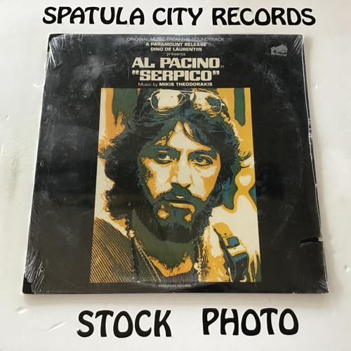 Mikis Theodorakis - Serpico - soundtrack - SEALED - vinyl record LP