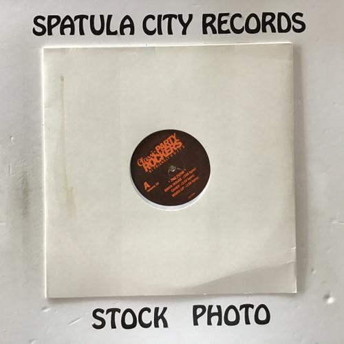 Classic Party Rockers, Vol. 25-The Funk - compilation - vinyl record LP