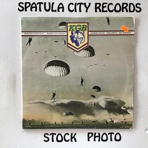 KGB - KGB - vinyl record LP