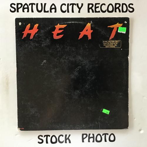 Heat - Heat - vinyl record LP