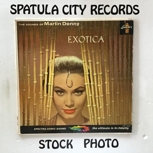 Martin Denny - Exotica - MONO - vinyl record LP