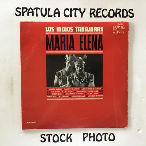 Los Indios Tabajaras - Maria Elena - MONO - vinyl record LP