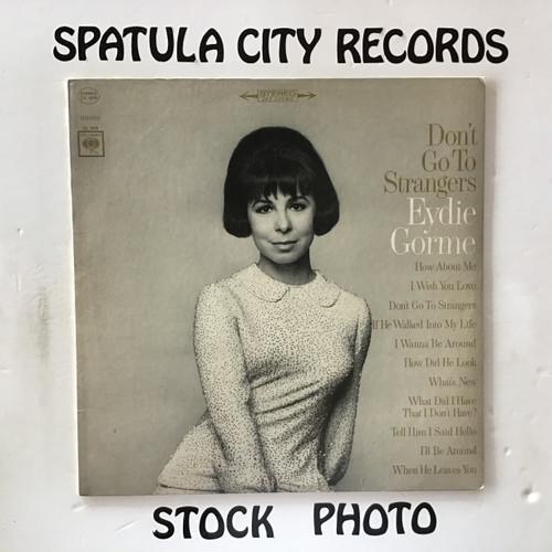Eydie Gorme - Don't Go To Strangers - vinyl record LP