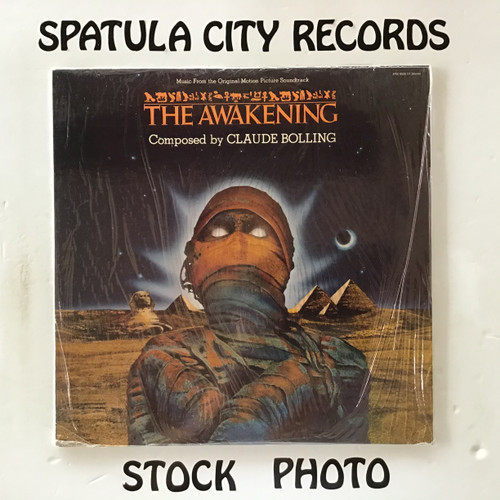 Claude Bolling - The Awakening - soundtrack - SEALED - vinyl record LP