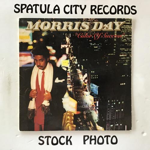 Morris Day - Color of Success a- vinyl record LP