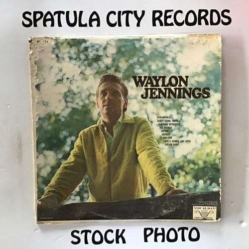 Waylon Jennings - Waylon Jennings - vinyl record LP
