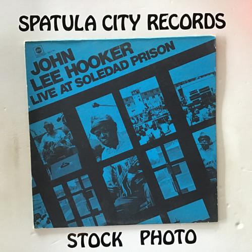 John Lee Hooker - Soledad on My Mind - vinyl record LP