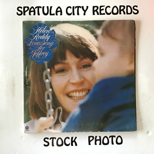 Helen Reddy - Love Song for Jeffrey - vinyl record LP