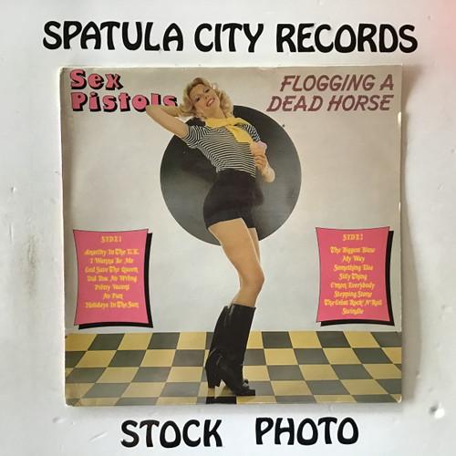 Sex Pistols - Flogging a Dead Horse - IMPORT - vinyl record LP