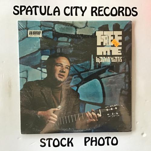 David Yantis - Free Me - SEALED - vinyl record LP