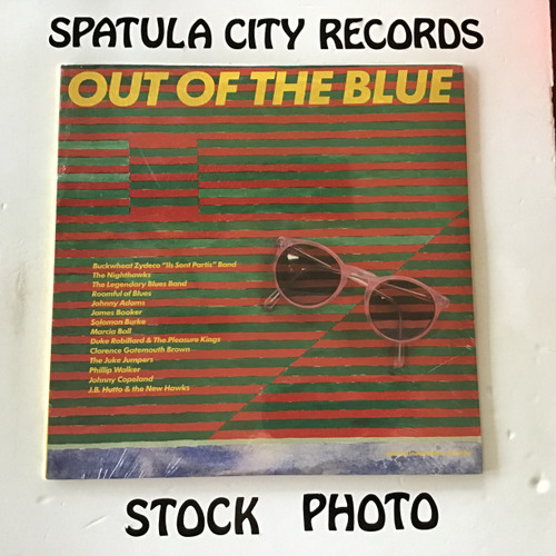 Out of the Blue - compilation - SEALED - vinyl record LP