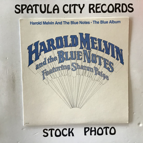 Harold Melvin and The Blue Notes - The Blue Album - vinyl record LP