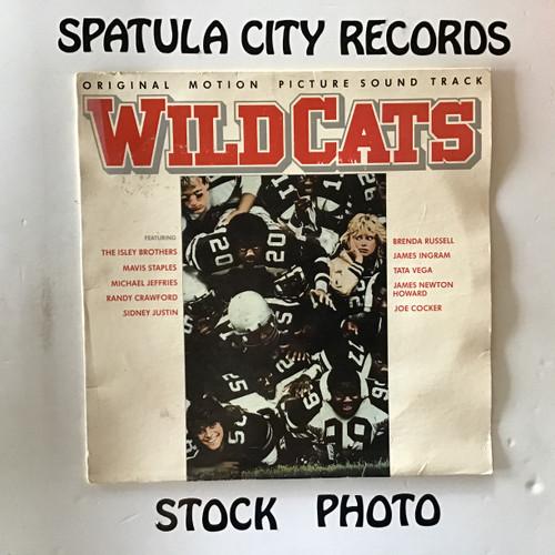 Wildcats - Original Motion Picture Soundtrack - compilation - soundtrack - vinyl record LP