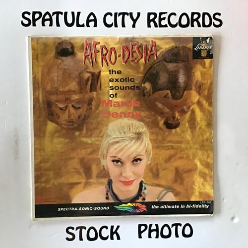 Martin Denny - Afro-Desia - MONO - vinyl record LP