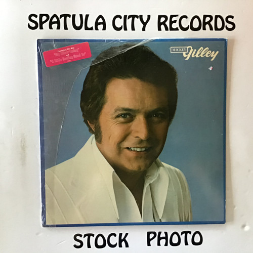 Mickey Gilley - Mickey Gilley - vinyl record LP