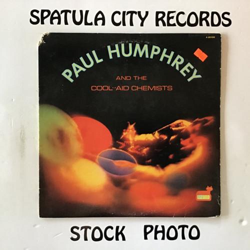 Paul Humphrey and The Cool Aid Chemists - Paul Humphrey and The Cool Aid Chemists - vinyl record LP
