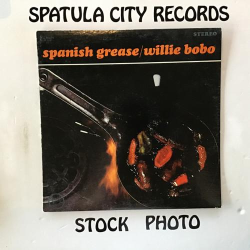 Willie Bobo - Spanish Grease - vinyl record LP