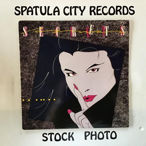 """Secrets - Secrets - 12"""" vinyl record LP"""