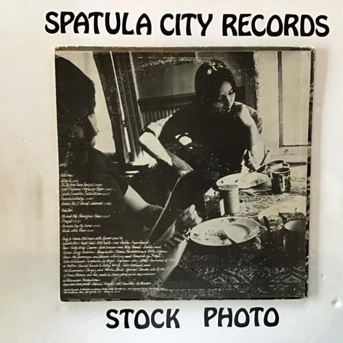 Geoff and Maria Muldaur - Pottery Pie - vinyl record LP