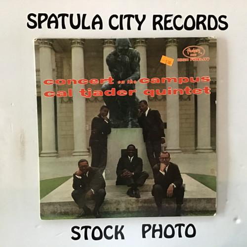Cal Tjader Quintet - Concert On The Campus - MONO - vinyl record LP