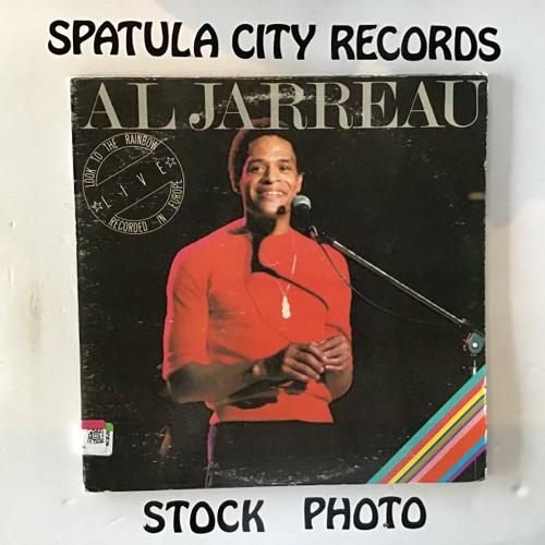 Al Jarreau - Look To The Rainbow - double vinyl record LP