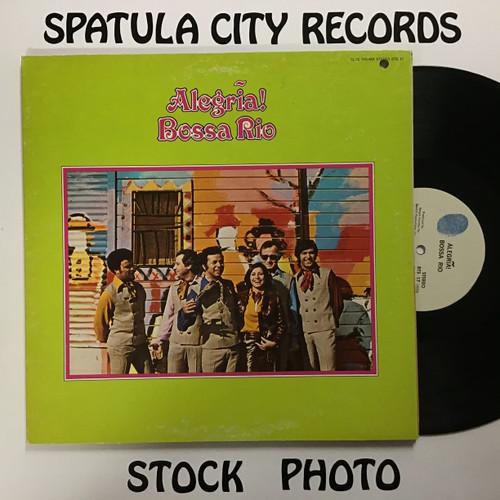 Bossa Rio - Alegria - vinyl record album LP