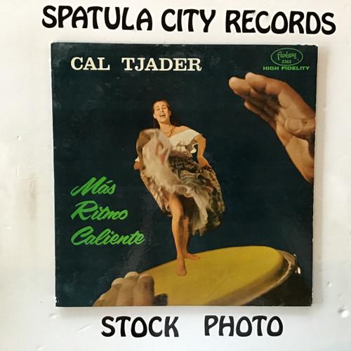 Cal Tjader - Mas Ritmos Caliente - MONO - vinyl record LP