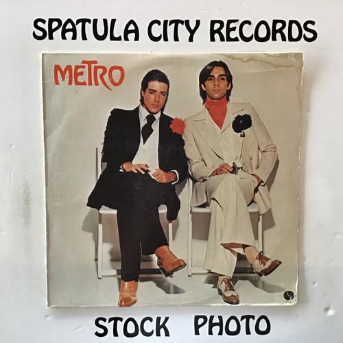 Metro - Metro - vinyl record LP