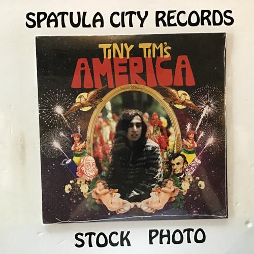 Tiny Tim - Tiny Tim's America - SEALED - vinyl record LP