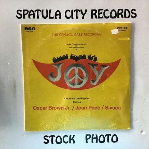 Oscar Brown, Jr., Jean Pace, Sivuca - Joy - soundtrack - SEALED - vinyl record LP