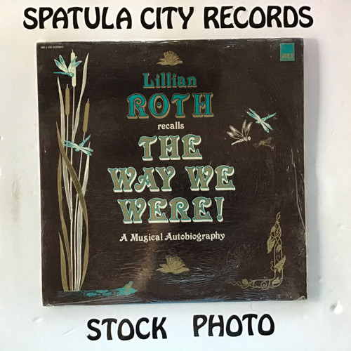 Lillian Roth - The Way We Were - soundtrack - SEALED - vinyl record LP