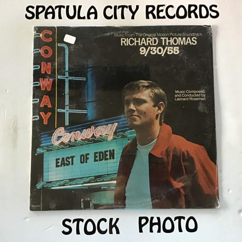 Leonard Rosenman - Richard Thomas 9/30/55 - soundtrack - SEALED - vinyl record LP