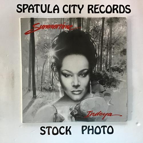 Indeya - Summertime - vinyl record LP