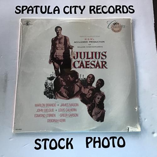 Miklos Rozsa - Dramatic Highlights from Julius Caesar - SEALED - vinyl record LP