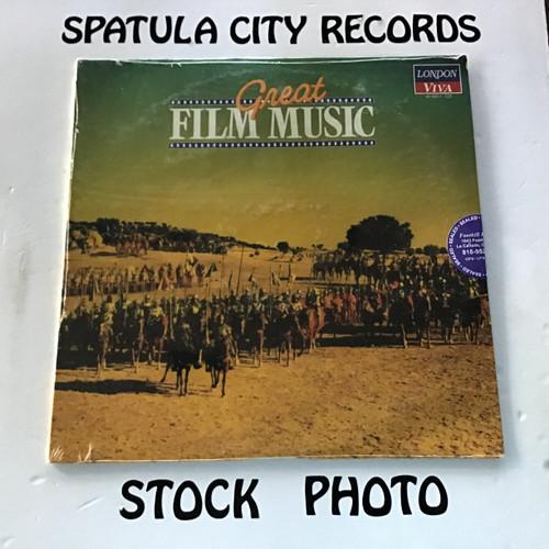 Great Film Music - compilation - SEALED - vinyl record LP