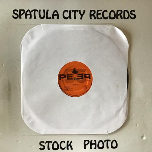 Peep 55 - compilation - PROMO - vinyl record LP