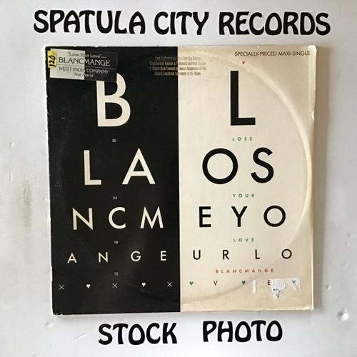 Blancmange / West India Company - Lose Your Love / Ava Maria - PROMO - vinyl record LP