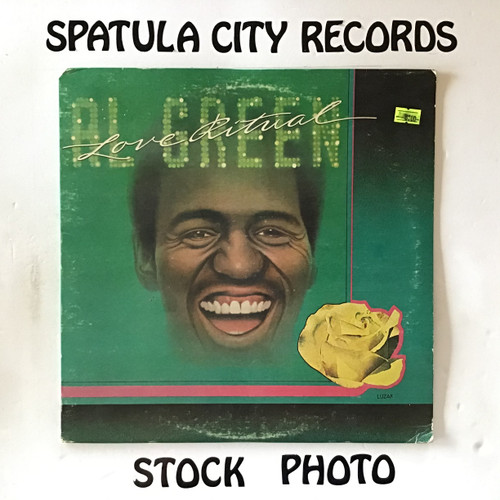 Al Green - Love Ritual - vinyl record LP