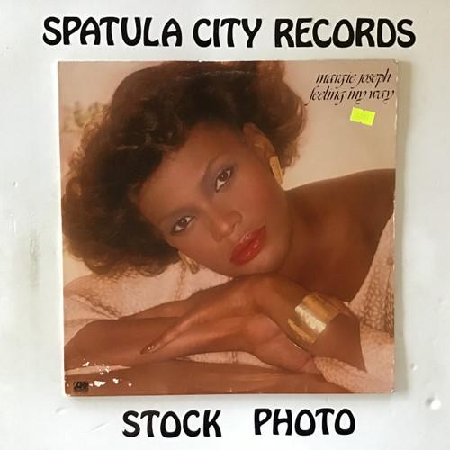 Margie Joseph - Feeling My Way - vinyl record LP