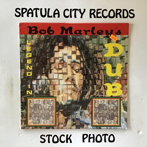 Bob Marley - Bob Marley's Legend in Dub - IMPORT - vinyl record LP