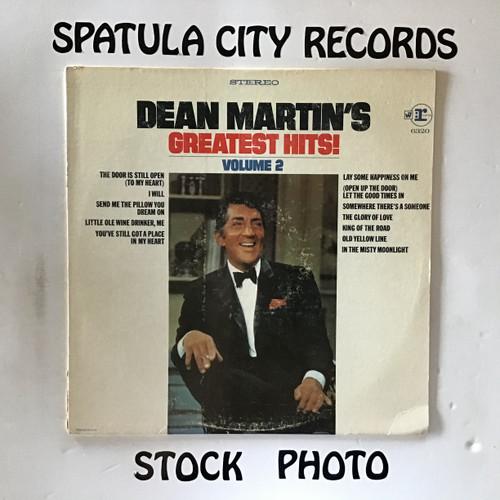 Dean Martin - Dean Martin's Greatest Hits Volume 2 - vinyl record LP
