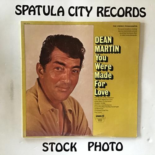 Dean Martin - You Were Made For Love - vinyl record LP