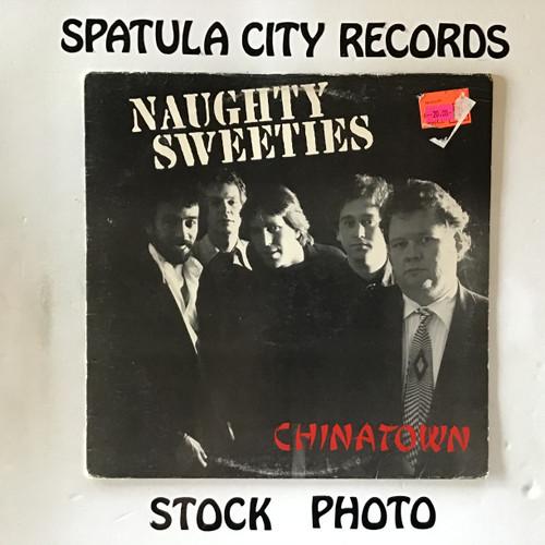 Naughty Sweeties - Chinatown - vinyl record LP